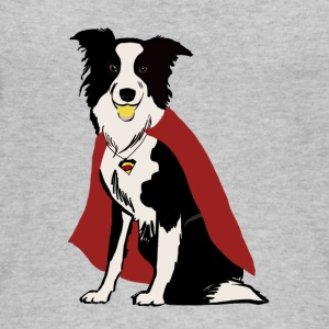 Flyball Border Collie Superdog - Ekologisk tanktopp dam