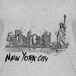 New York City - Women's Organic Tank Top
