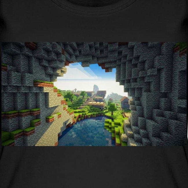 Wallpapers Minecraft Hintergrundbilder 02 Frauen Bio Tank Top Von Stanley Stella