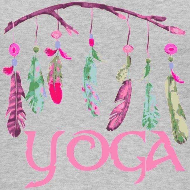 yoga plumes