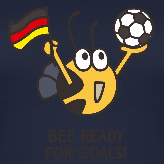 BEE READY FOR GOALS