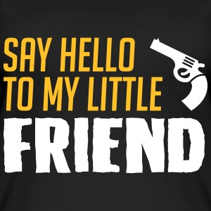 My little friend - Guns - Women's Organic Tank Top