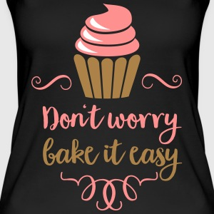 to bake - Women's Organic Tank Top