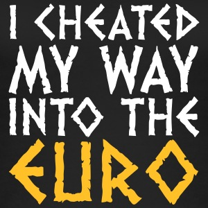 I Have Cheated Me In The Euro! - Women's Organic Tank Top