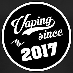 Vaping since 2017 - Women's Organic Tank Top