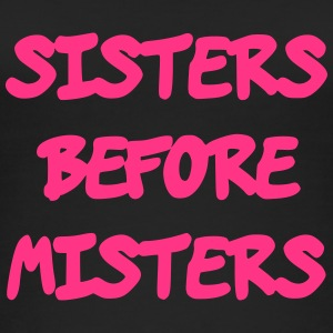 Sisters before Misters - Frauen Bio Tank Top
