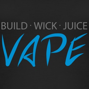 Build Wick Juice - vape - Naisten luomutoppi