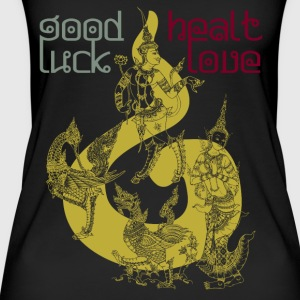 Good Luck Thai Gold - Frauen Bio Tank Top