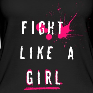 Fight Like A Girl - Women's Organic Tank Top