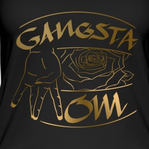 Gangsta Mom GLD - Øko tank top til damer