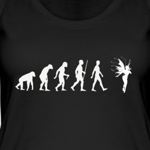 Evolution Fee - Frauen Bio Tank Top