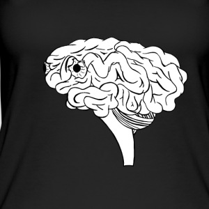 brain - Women's Organic Tank Top