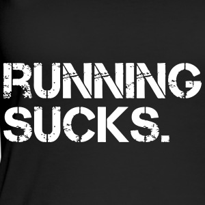 Running Sucks. - Frauen Bio Tank Top