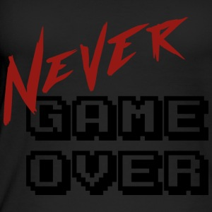 Big_Never_game_Over - Women's Organic Tank Top