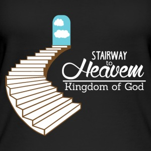 Stairway to Heaven - Kingdom of God - Women's Organic Tank Top