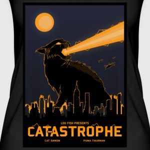 Cat-astrophe - Frauen Bio Tank Top