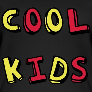 Cool Kids malt 3D - Øko-singlet for kvinner