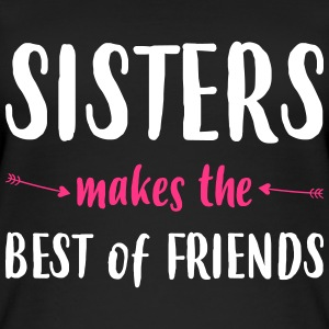 Sisters makes the best of friends - Women's Organic Tank Top