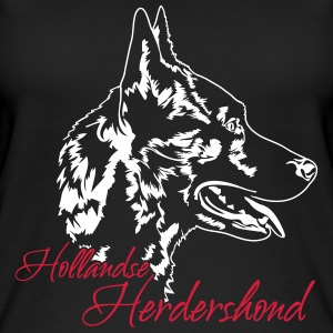 HOLLANDSE HERDERSHOND - Women's Organic Tank Top