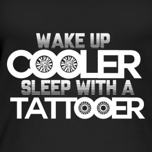 Wake Up Cool! - Tattoo - Top da donna ecologico