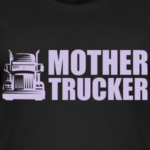 Mother Trucker - Øko-singlet for kvinner