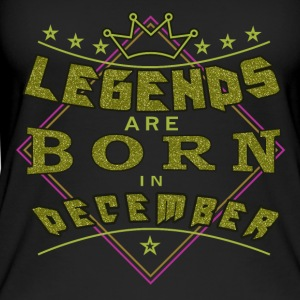 Legends Born Born Birthday Gift Gebu - Women's Organic Tank Top
