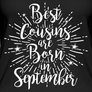 Best cousins ​​are born in September - Women's Organic Tank Top