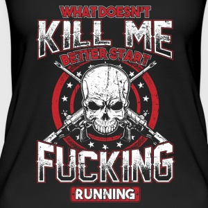 What Doesn't Kill Me! Badass, Rock, Patriot! - Women's Organic Tank Top