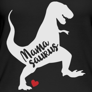 Mamasaurus Dinosaur - mother - Women's Organic Tank Top
