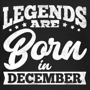 Legends nati in dicembre - Top da donna ecologico
