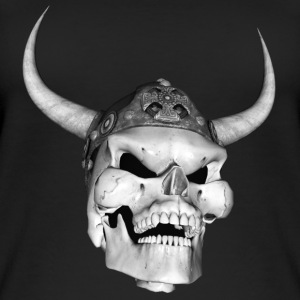 Viking Skull - Øko tank top til damer