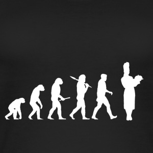Evolution Cooking! Boss! Kog! Kog! - Øko tank top til damer