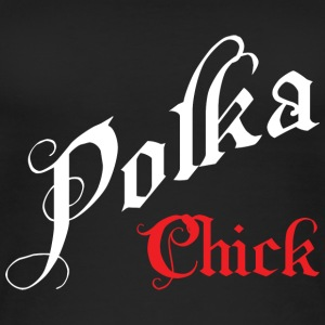 Polka Chick Dance - Top da donna ecologico