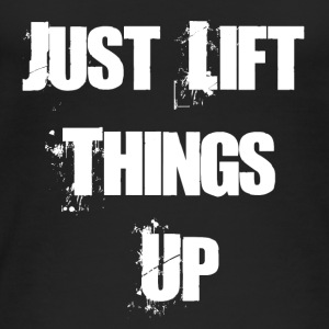 Lift Ting Up - Øko tank top til damer