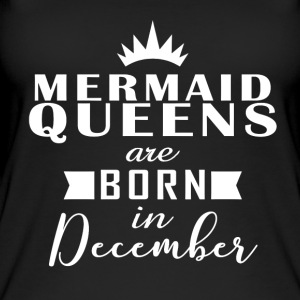 Mermaid Queens december - Vrouwen bio tank top