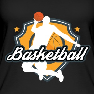 skjorten for rigtige basketballspiller, basketball - Øko tank top til damer