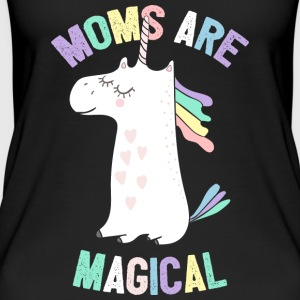 Moms Are Magical Unicorn - Mother 's Day - Women's Organic Tank Top
