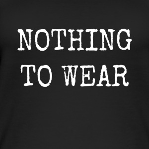 NOTHING TO WEAR - Women's Organic Tank Top
