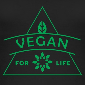 VEGAN FOR LIFE - Frauen Bio Tank Top