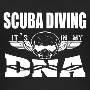 SCUBA DIVING - It's in my DNA - Women's Organic Tank Top