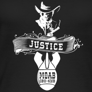 MOAB - Mother Of All Bombs - Shirt - Øko tank top til damer