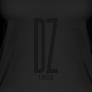 Logo transparent schwarz DZ 1962 - Frauen Bio Tank Top