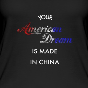 American Dream made in China - Vrouwen bio tank top
