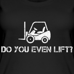 Forklift Trucks / Forklift Trucks / Do you evenlift? - Women's Organic Tank Top