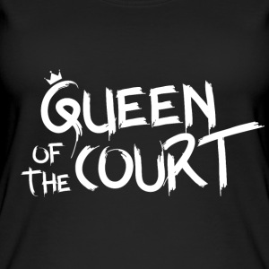 Queen of the court - Frauen Bio Tank Top
