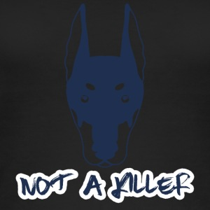 Dog / Doberman: No a killer - Women's Organic Tank Top
