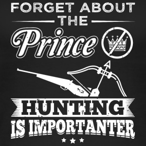 hunting FORGET PRINCE - Frauen Bio Tank Top