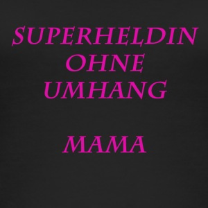 Superheldin - Frauen Bio Tank Top