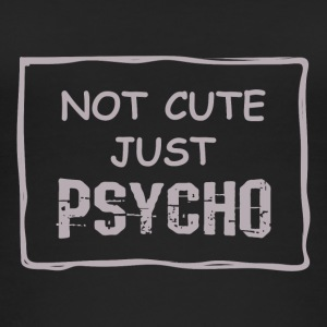 PSYCHO GIRL - Women's Organic Tank Top