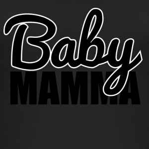mom baby mama - Frauen Bio Tank Top